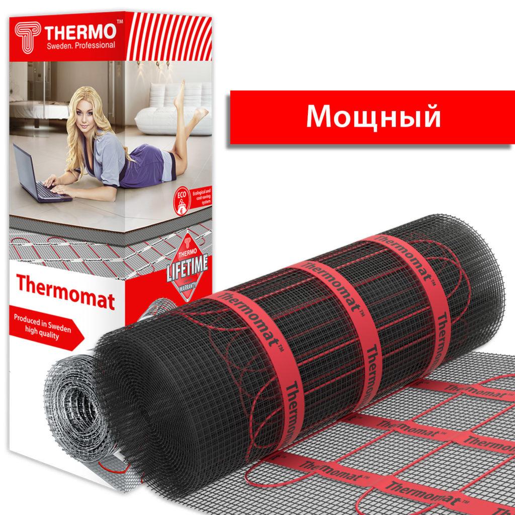 Теплый пол под плитку Thermomat 210